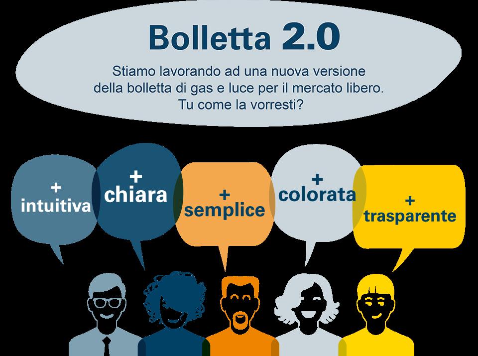 Bolletta 2.0 …. si stava meglio quando si stava peggio …